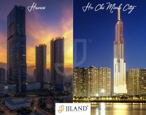 REAL ESTATE IN HO CHI MINH CITY IS MORE ATTRACTIVE THAN HANOI